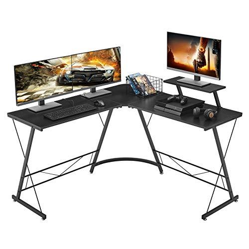 Mr IRONSTONE L-Shaped Desk 50.8
