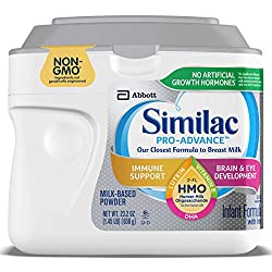 similac pro advance formula click here to check the price on amazon is designed for infants that need some extra tummy help - Formula For Gassy Babies