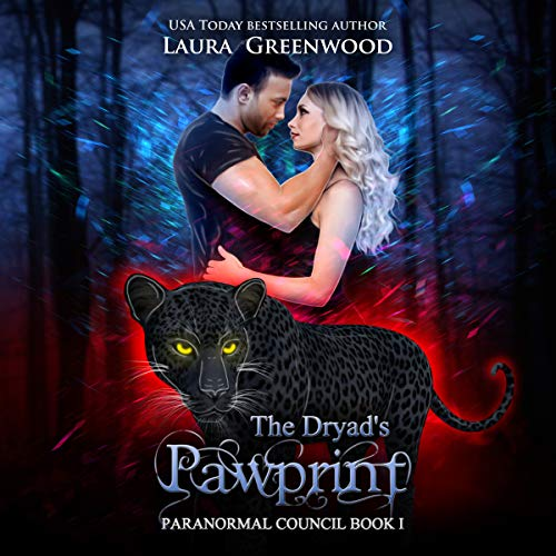 The Dryad's Pawprint cover art