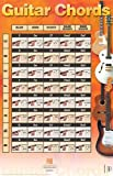 Guitar Chords Poster: 22 Inch. x 34 Inch.