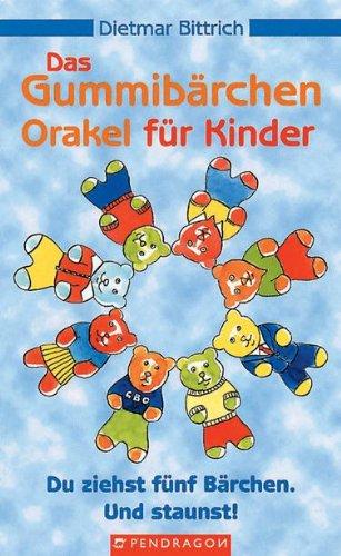 Das Gummibärchen-Orakel für Kinder: Du ziehst fünf Bärchen. Und staunst!