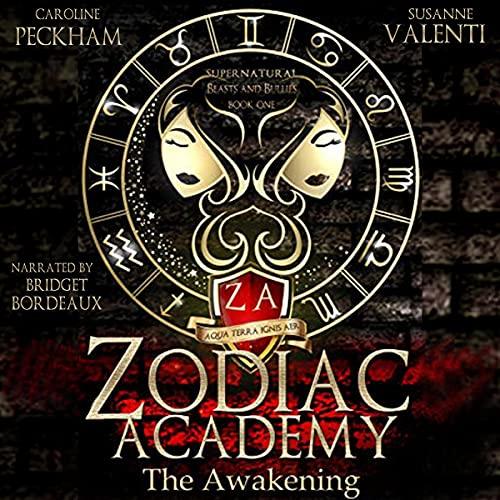 Zodiac Academy cover art