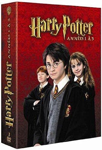 Harry Potter-Années 1 à 3