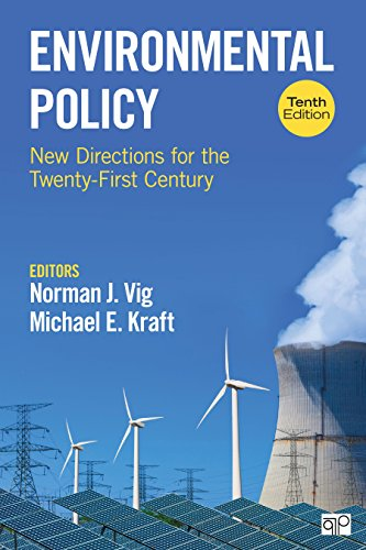 Compare Textbook Prices for Environmental Policy: New Directions for the Twenty-First Century NULL 10 Edition ISBN 9781506383460 by Vig, Norman J.,Kraft, Michael E.