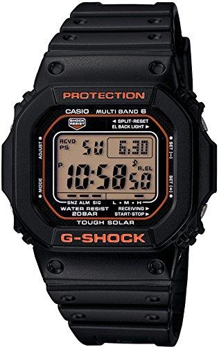 [カシオ] 腕時計 ジーショック 電波ソーラー GW-M5610R-1JF ブラック