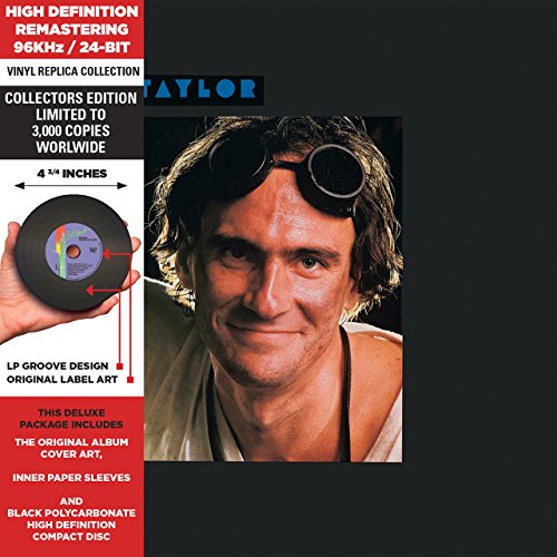 Dad Loves His Work - Cardboard Sleeve - High-Definition CD Deluxe Vinyl Replica