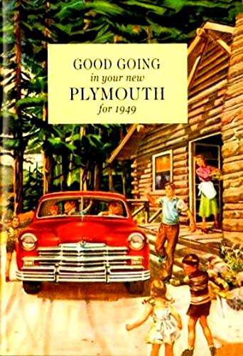 1951 1952 Plymouth Owners Instruction & Operating Manual - Guide. Includes All 51 & 528 Plymouth Cars, Deluxe and Special Deluxe. 51 52