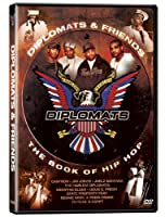 Diplomats & Friends: The Book of Hip Hop [DVD] [Import]