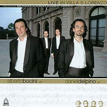 Live in Villa S. Lorenzo