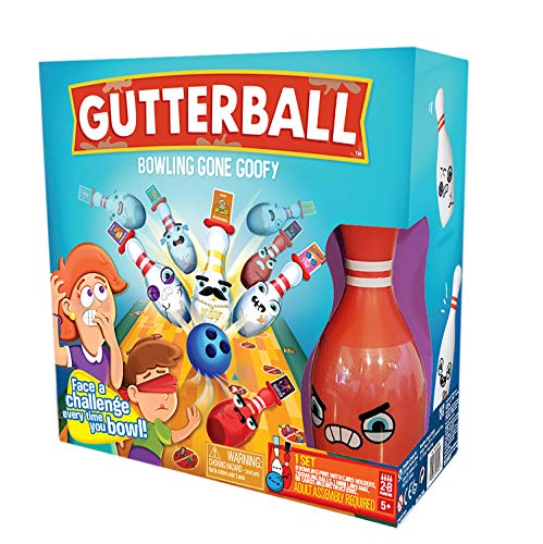 Wilder Games Gutterball Bowling Gone Goofy The Family Bowling Game $10.30 + Free Shipping w/ Prime or FS on $25+