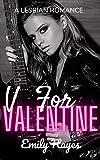 V for Valentine: A Celebrity Lesbian Romance (Celesbian Series Book 2) (English Edition)