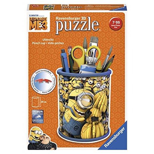 Ravensburger 11261 Utensilo: Ich einfach unverbesserlich 3 3D-Puzzle
