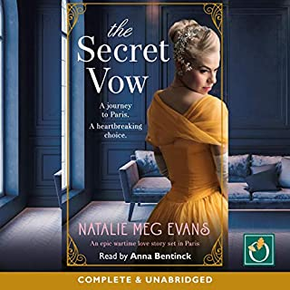 The Secret Vow audiobook cover art