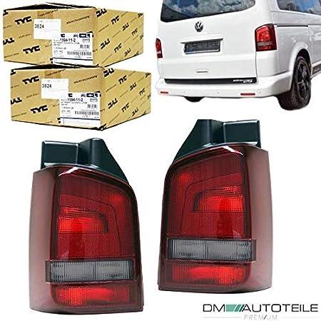 Hella 2sk 010 318 101 Heckleuchte Glühlampe Getönt Glasklar Rot Rechts Auto