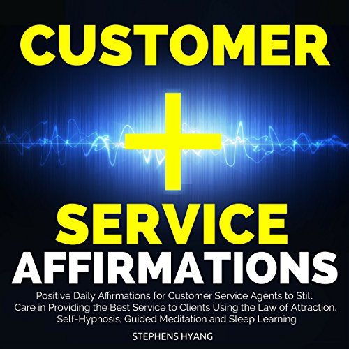 Customer Service Affirmations cover art
