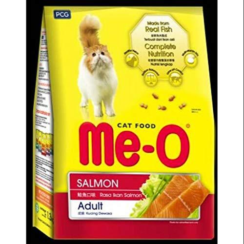 Me-O Cat Food Salmon, 1.1 kg