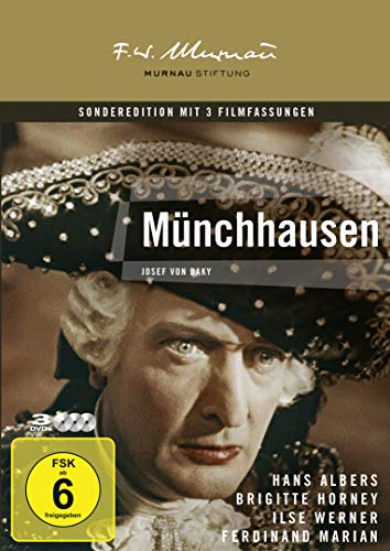 Münchhausen [3 DVDs]