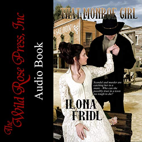 That Monroe Girl audiobook cover art