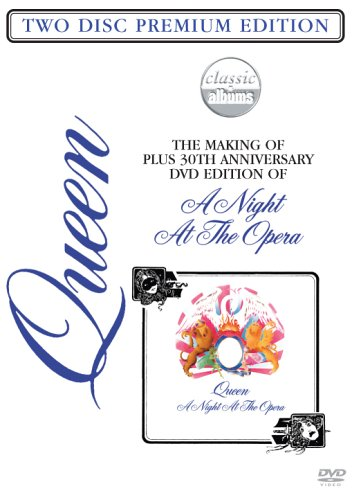 Queen: A Night at the Opera Classic Album (2 DVDs) [Special Edition]