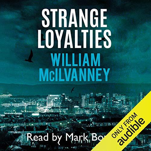 Couverture de Strange Loyalties