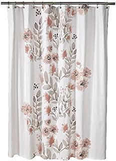 Threshold Flat Weave Shower Curtain