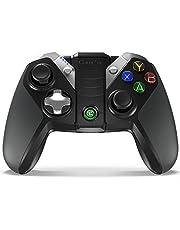 GameSir G4 Pro ゲーミングコントローラー 6軸ジャイロセンサー搭載 連射/振動機能付きコントローラー apple arcade、MFI、Steamゲーム iOS/Android/PC 対応ゲームパッド