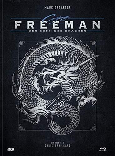 "Crying Freeman - Mediabook - Cover A ""Dragon"" (+ DVD) [Blu-ray]"