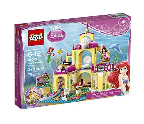 Disney Lego Princess Ariel's Undersea Palace by