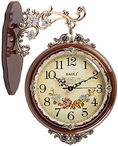 Reloj de pared grande salon mecanismo reloj de pared Reloj de pared...