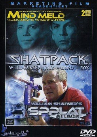 Shatpack - Mind Meld & Spplat Attack [2 DVDs]