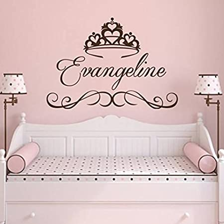 Cinderella Wall Decal Magical Decal Gold Stars Decal Princess Wall Decal Carriage Decal Fairy Tale Decal Fable Decal Wish Decal Dreams Decal