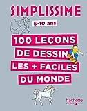 Simplissime - 100 leçons de dessin les + faciles du monde
