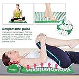 Zoom IMG-1 femor set tappetino agopressione massaggi
