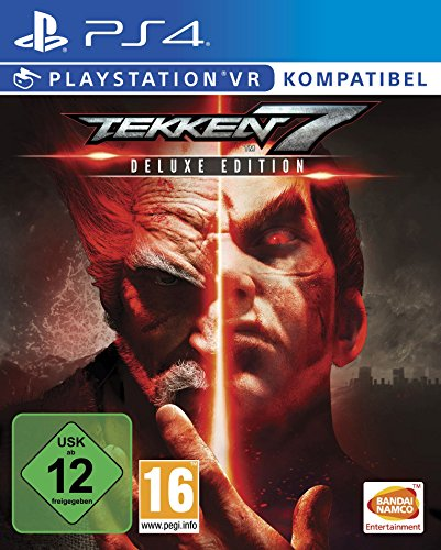 Tekken 7 - Deluxe Edition - [Playstation 4]