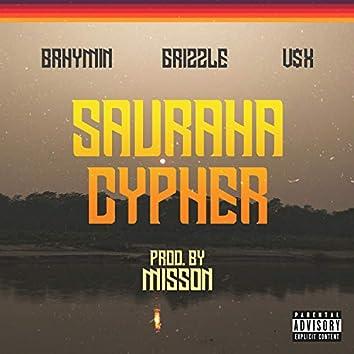 Sauraha Cypher (feat. VSX, Grizzle & Brhymin)