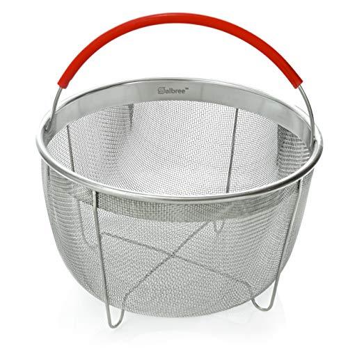 Original Salbree Steamer Basket for 6qt Instant Pot