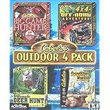 Cabela's Outdoor 4 Pack (輸入版)