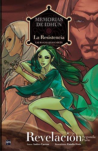 Memorias de Idhún: La Resistencia. Revelación [2ª Parte]. Cómic: 1