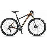 KTM Myroon Master 29 Mountainbike 2015, carbon mate naranja RH 43 10,20 kg