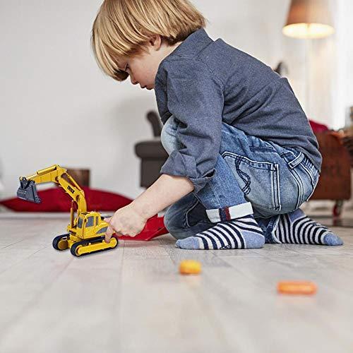 RC Auto kaufen Baufahrzeug Bild 5: SH-Flying RC Construction Truck, Auto Spielzeug, BAU Spielzeug, Innovative Mini-Fernbedienung LKW Bagger Fernbedienung Auto simulierte Auto Modell Spielzeug Bagger Spielzeug*