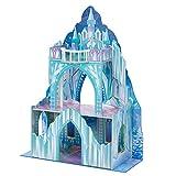 Olivia's Little World Kinder Holz-Eisschloss Mädchen Puppenhaus Spielzeug TD-11800A -