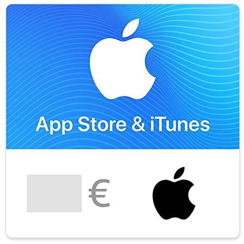 Geschenkkarte für App Store & iTunes Config ** +15% Bonusguthaben ab 25€ Bestellwert ** - für Deutschland - per E-Mail