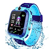 Smartwatch per bambini IP69 impermeabile - Smart Watch LBS Tracker Touch Screen Camera SOS Caller...