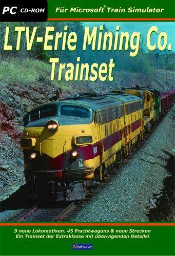 Preisvergleich Produktbild Train Simulator - LTV-Erie Mining Co Trainset