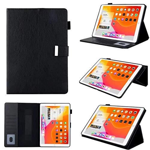 Jennyfly - Funda para iPad Mini 3 (función atril, función atril, función atril, función atril, función atril, función atril, parte trasera suave para iPad Mini 1/2/3 de 7,9 pulgadas), color negro