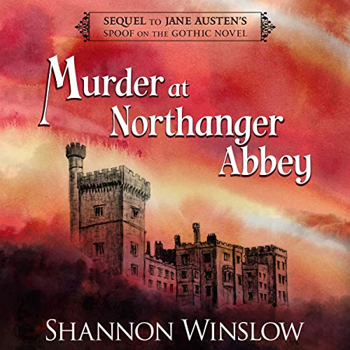 Murder at Northanger Abbey cover art