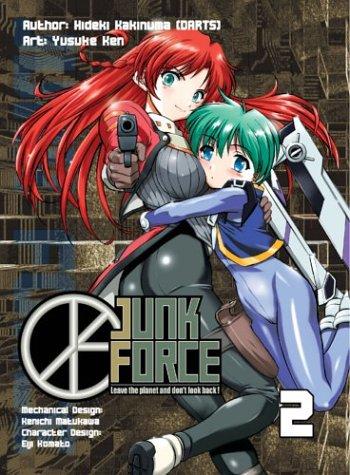 Junk Force #2