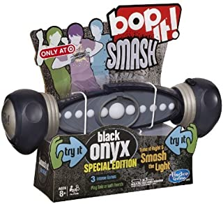 Hasbro Bop It! Smash Special Edition - Black Onyx