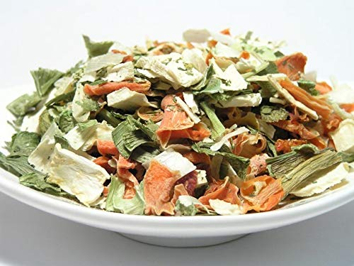 pikantum Suppengewürz | 200g | Suppengrün | Suppengemüse | ohne Geschmacksverstärker