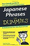 Japanese Phrases For Dummies. (For Dummies Series) - Eriko Sato